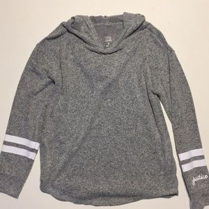 Justice Active Girls Hoodie Sweater
